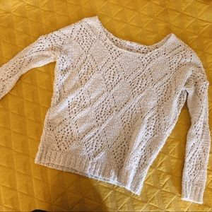 URBAN OUTFITTERS cream sweater!